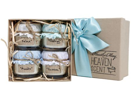 Candle Gift Sets Mini Jar Candle Gift Set Aromatherapy Scented Collection