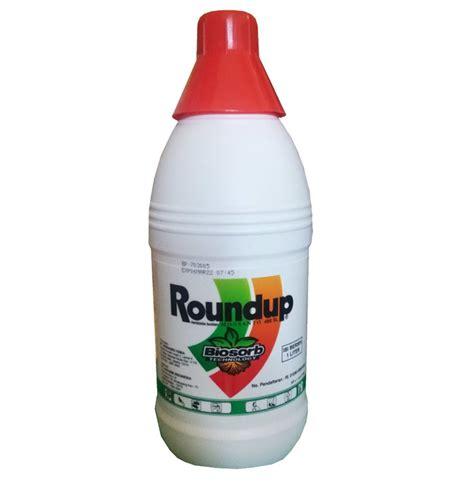 Obat Rumput obat pertanian pengendali gulma herbisida rumput roundup 1l sumber plastik