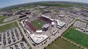 Toyota Center Dallas Fc Dallas Toyota Stadium From The Air On Vimeo