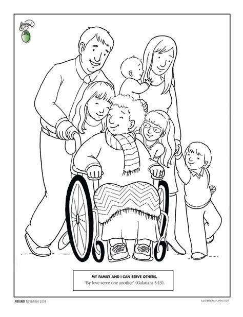 loving family coloring page quot love quot centered f h e with free printables fab n free