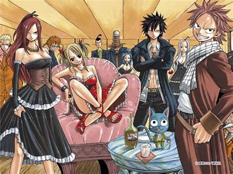fairy tail manga anime manga wallpaper fairytail animated wallpaper