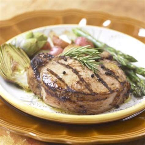 grilled brined pork chops williams sonoma