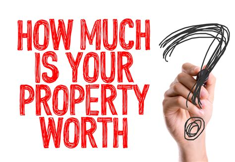property valuations sellingup price comparison