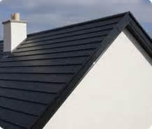 Flat Tile Roof Roof Tile Flat Black