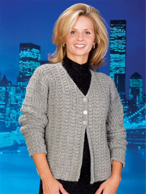 free knitting patterns for s cardigans free cardigan knitting patterns crescent band cardigan