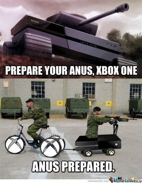 Prepare Your Anus Meme - playstation 4 memes best collection of funny playstation