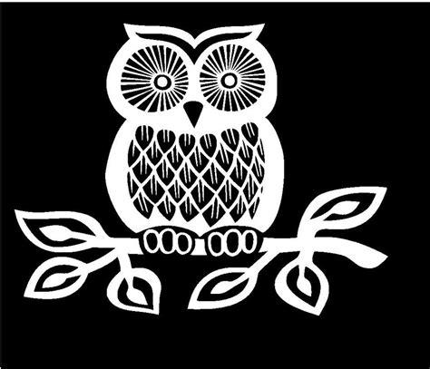 Auto Sticker Eule by Owl Sticker Decal Car Window Vinyl Laptop Tribal