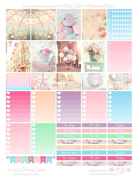 printable stickers for erin condren planner best 25 printable planner stickers ideas on pinterest
