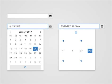bootstrap templates for datepicker bootstrap 3 datepicker sketch freebie download free