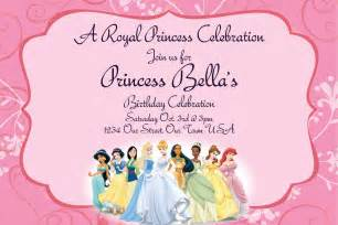 disney princess invitations digital file by simplymadebymsb
