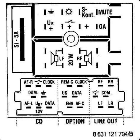 bose car amplifier wiring diagram mercedes bose automotive wiring diagram
