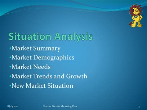 Mba Target Market Demographics by Gluco Biscuit Product Marketing Plan Mba 437 Marketing