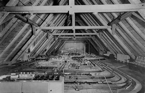 Floor Plan Castle by Marklin At Carinhall Hermann Goring S Miniature Railway