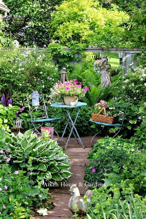 pictures of beautiful gardens for small homes make your garden lush best small english ideas only on