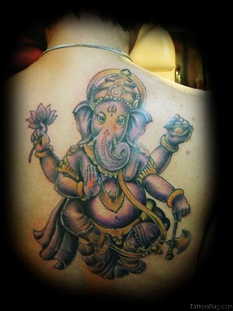 50 great ganesha tattoos on back
