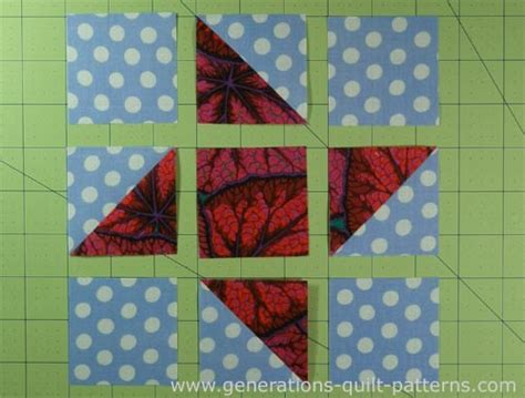 Friendship Quilt Patterns by Friendship Quilt Block In 5 Sizes