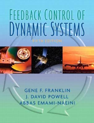 feedback of dynamic systems 8th edition what s new in engineering books feedback of dynamic systems 5th edition rent