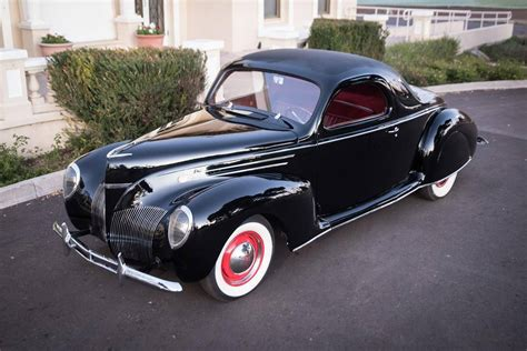 1939 Lincoln Zephyr for sale #1895576   Hemmings Motor News