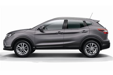nissan qashqai 2015 grey nissan juke and qashqai get design edition special series