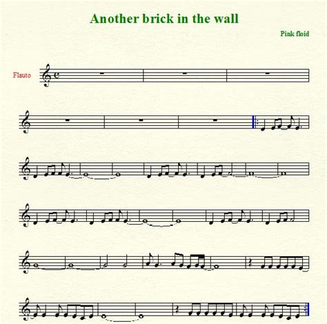 another brick in the wall testo scarborough fair canticle