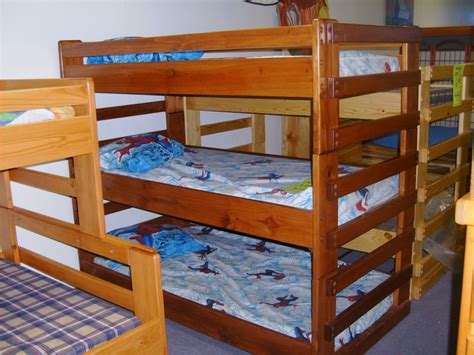 Tripple Bunk Bed Bunk Beds For Details About Brand New Children Bunk Bed Dominic Iii With