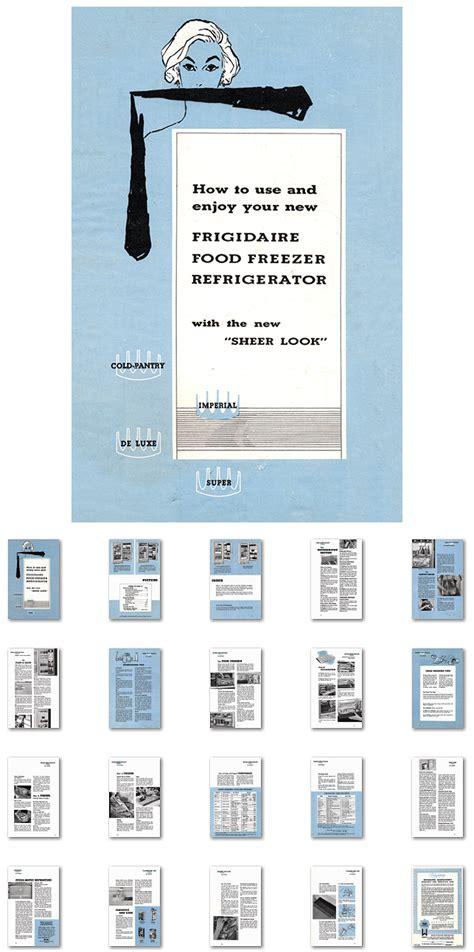 1959 frigidaire refrigerator wiring diagram wiring