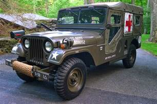 Willie Jeep 1955 Willys Jeep Ambulance M 170 Auto