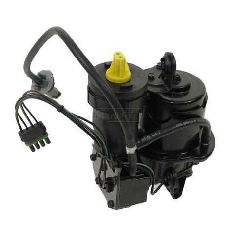 arnott p 2585 air ride suspension compressor dryer for cadillac pontiac buick