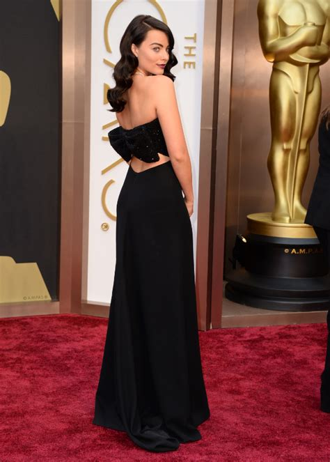 margot robbie oscars hair 2014 wolf of wall street actress margot robbie was almost