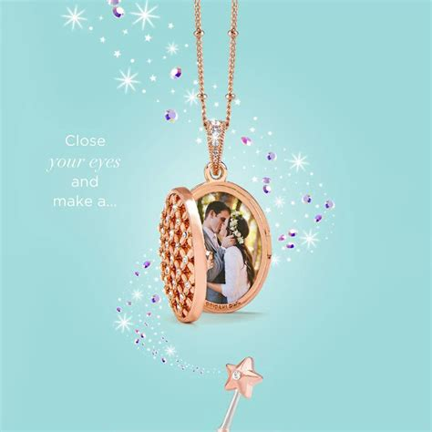 Origami Owl Wish Locket - vision of a wish gold origami owl locket origami
