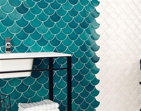 mermaid tile bathroom style files 10 bathroom tile trends for 2018 porcelain