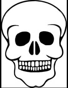day of the dead skull template skull template by solitairemiles on deviantart