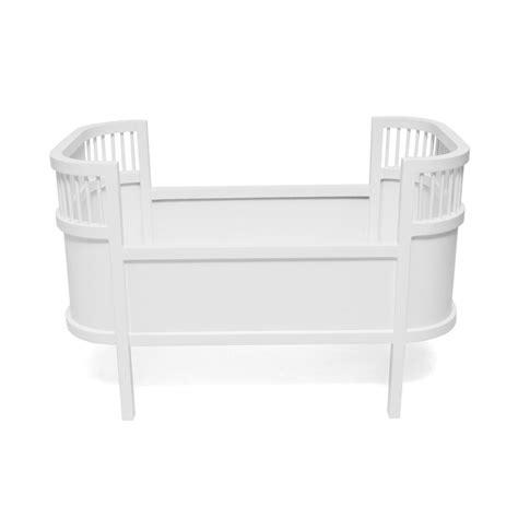 crib beds leo bella smallstuff rosaline wooden doll bed cot white