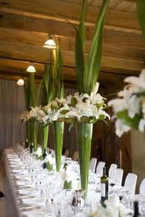 Lily Vase Centrepiece Wedding Ideas For Stunning Tall Centerpieces Flower