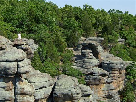 Garden Of The Gods Indiana Illinois Has Some Scenery Garden Of The Gods
