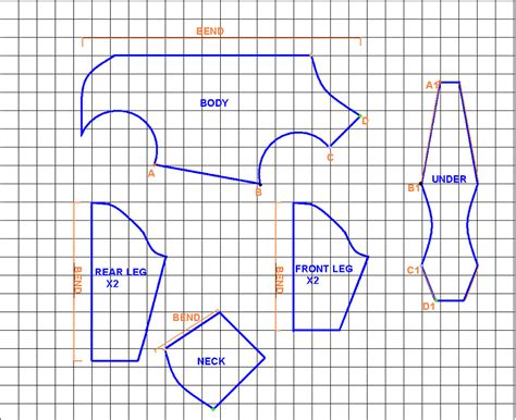 pattern for dog jeans how to make dog clothes expand your dog s wardrobe