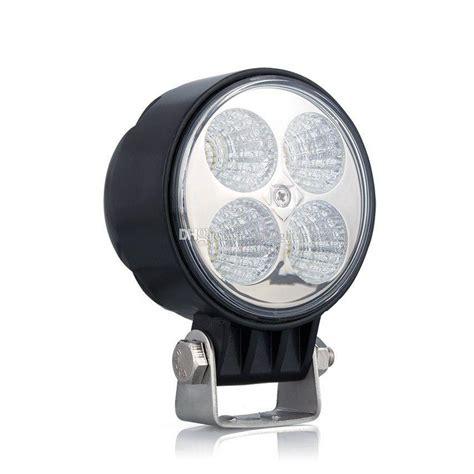 12w led work light 12v 24v cree led car light spot flood