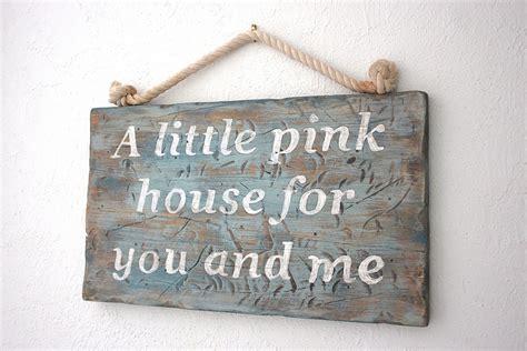 little pink houses lyrics quot little pink house quot beach sign life at cloverhill