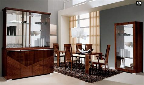 extendable wooden made in spain modern dining room extendable rectangular in wood top with fabric seats