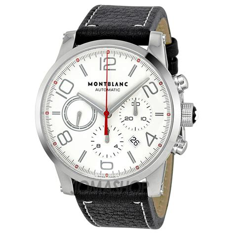 montblanc special usa timewalker chronograph mens 107573