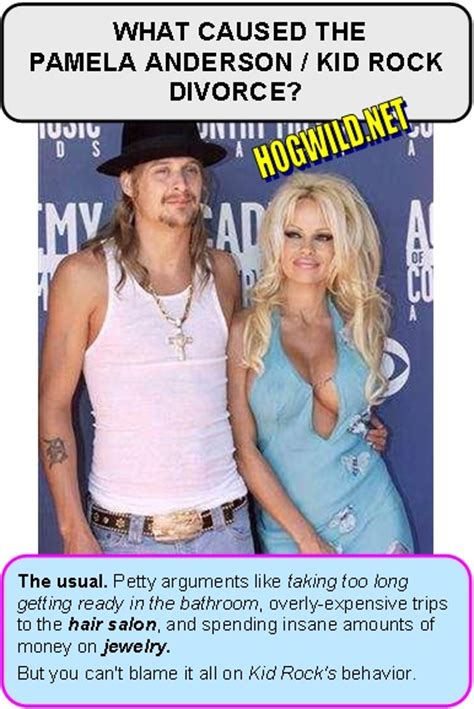 Pam Divorces Kid Rock After Borat Out by Masha Lopatova Pictures Andrei Kirilenko S Is