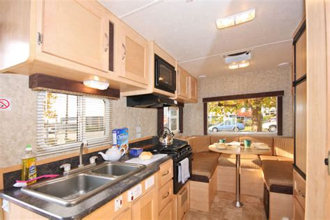 small trailer cers interiors small trailer cers