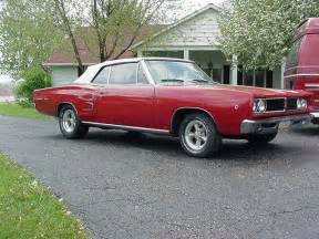 1968 Dodge Coronet 500 Convertible 1968 Dodge Coronet 500 Convertible For Sale Photos