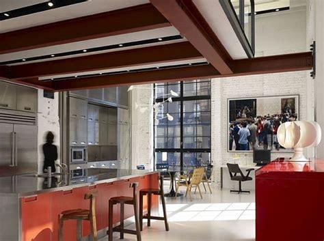 loft interior modern chicago loft interior design