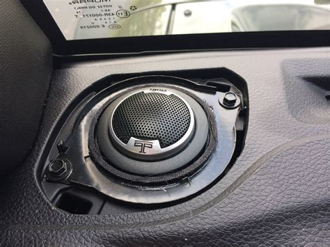 Tweeter Embassy By Jk Audio new component tweeters in dash on 2015 jk jeep wrangler