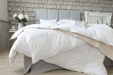 goose feather comforter the fine bedding company goose feather down duvet from