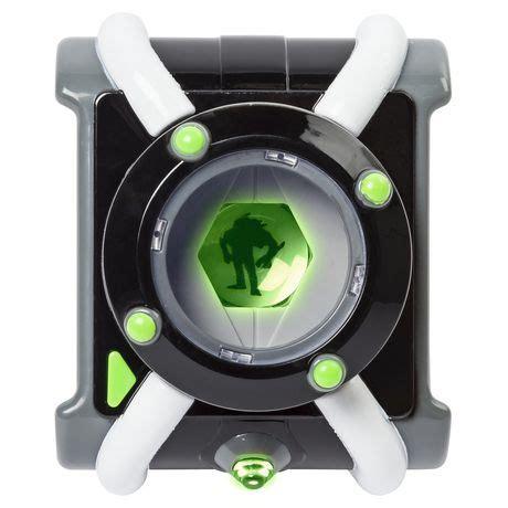 Ben 10 Deluxe Omnitrix ben 10 deluxe omnitrix with lights and motion activated sound effects walmart canada