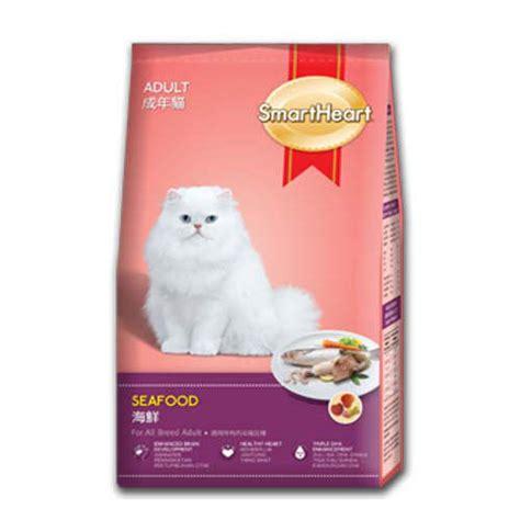 Catfood 2 4kg smartheart cat food 3 2 kg cat food seafood pet