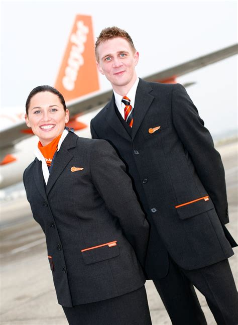 Cabin Crew Based by Easyjet Cabin Crew