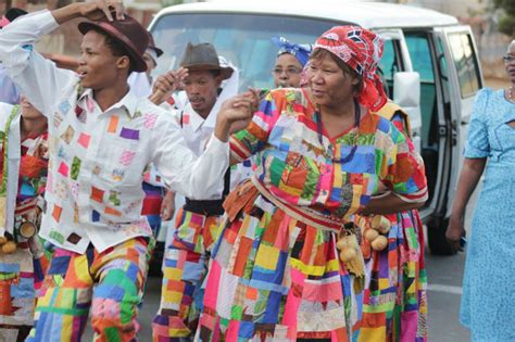 cultural festival aimed  uniting nama community